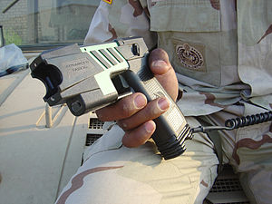 Advanced M26 TASER Stun Pistol - The United St...