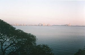 Mumbai's tallest buildings are located at Nariman Point
