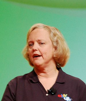 Meg Whitman at eBay Live 2005-01-13 (2)