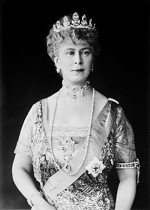 Queen Mary of the United Kingdom, also known a...