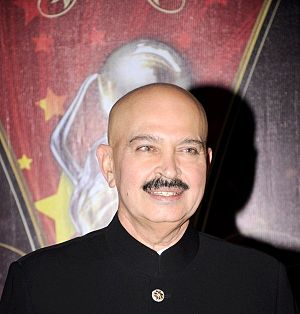 English: Rakesh Roshan at 1st Global Indian Fi...