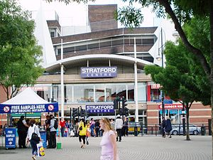 English: Stratford Shopping Centre.