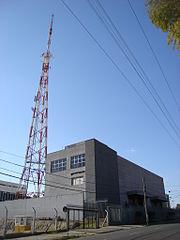 Sede da TV Pampa, afiliada à RedeTV! em Porto Alegre, RS.