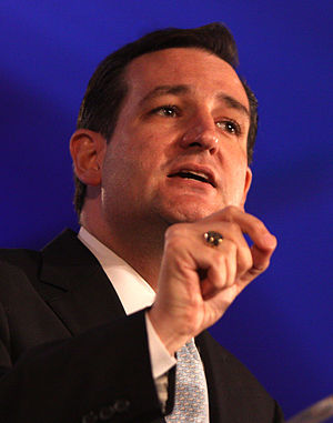 English: Ted Cruz at the Republican Leadership...