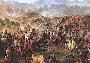 The Battle of Las Navas de Tolosa