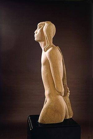 Nimrod (1939), Israel Museum collection.