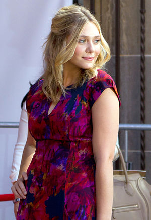 Elizabeth Olsen at the Toronto International F...