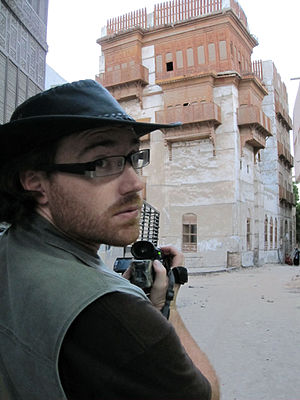 Graham Hughes in Saudi Arabia