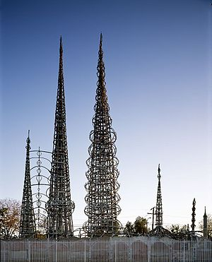 English: Watts Towers