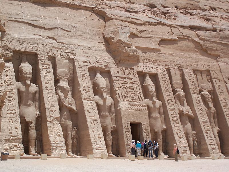 File:Nefertari Temple Abu Simbel May 30 2007.jpg