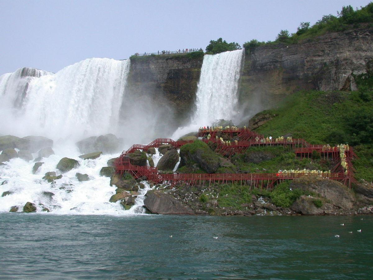 Bridal Veil Falls Niagara Falls Wikipedia