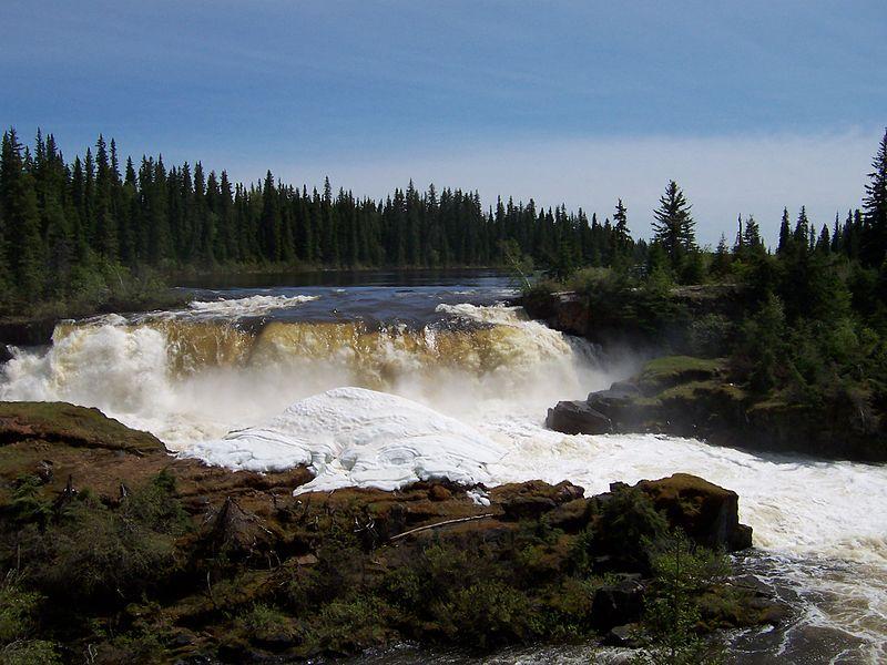 pisew falls