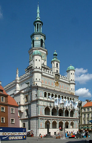 The Town Hall (Ratusz) today