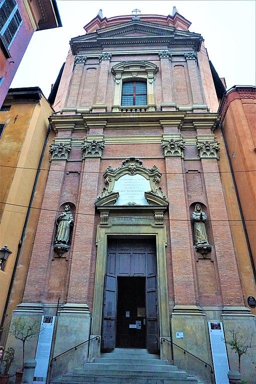 Sanctuary of Santa Maria della Vita by Joy of Museums