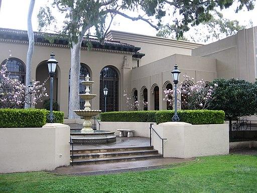 Santa Barbara library