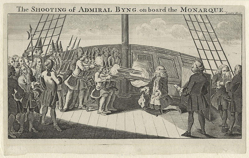 File:The Shooting of Admiral Byng' (John Byng) from NPG.jpg