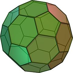 Truncated icosahedron