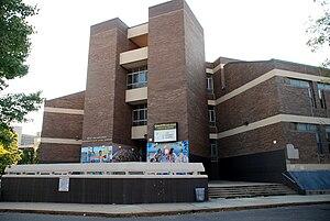University City High School, 3601 Filbert St