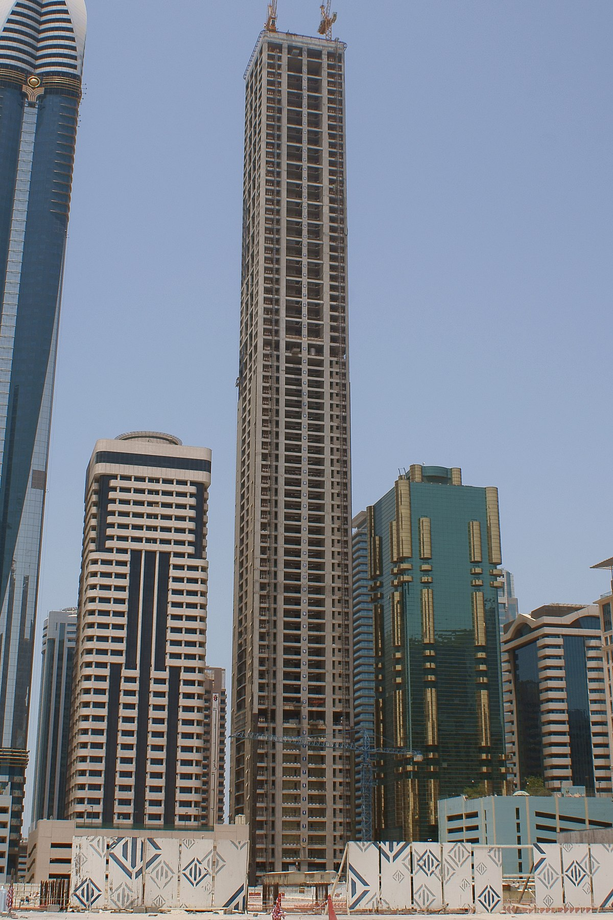 Ahmed Abdul Rahim Al Attar Tower Wikipedia