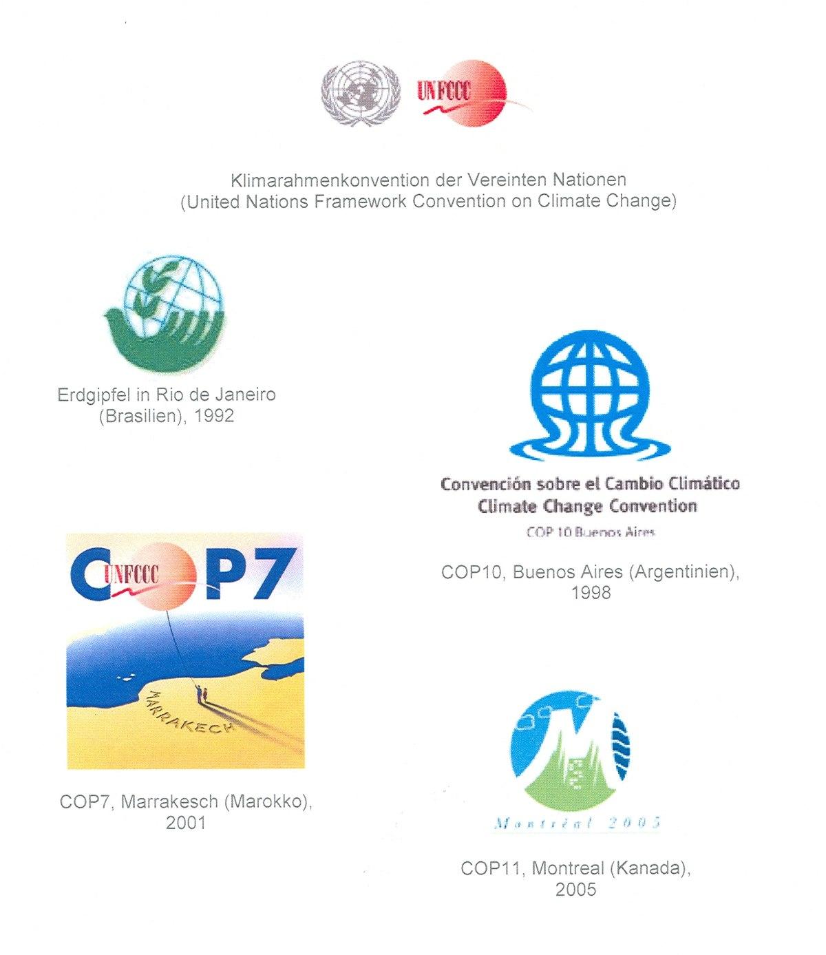 Un Klimakonferenz Wikipedia