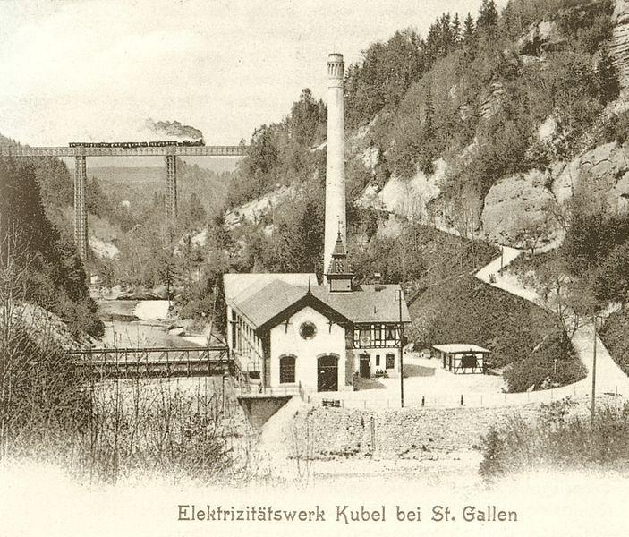 ElektrizitätswerkKubel1903