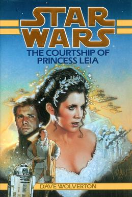 The Courtship of Princess Leia