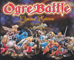 Ogre Battle: The March of the Black Queen
