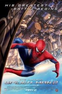 Poster for 2014 superhero film The Amazing Spider-Man 2