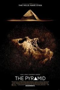 Poster for 2014 horror The Pyramid