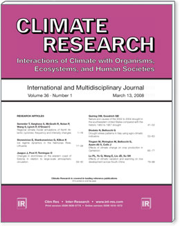 Climate Research (journal)