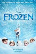 Poster for 2013 animated comedy Frozen