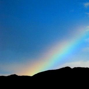 The Rainbow set as the symbol of the Covenant ...