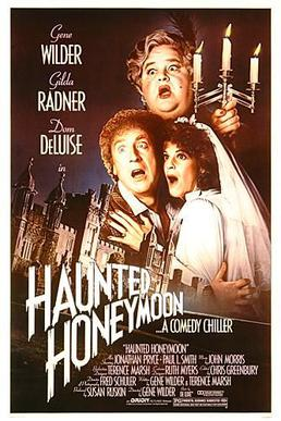 Image result for Haunted Honeymoon