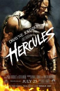 Poster for 2014 historical action film Hercules