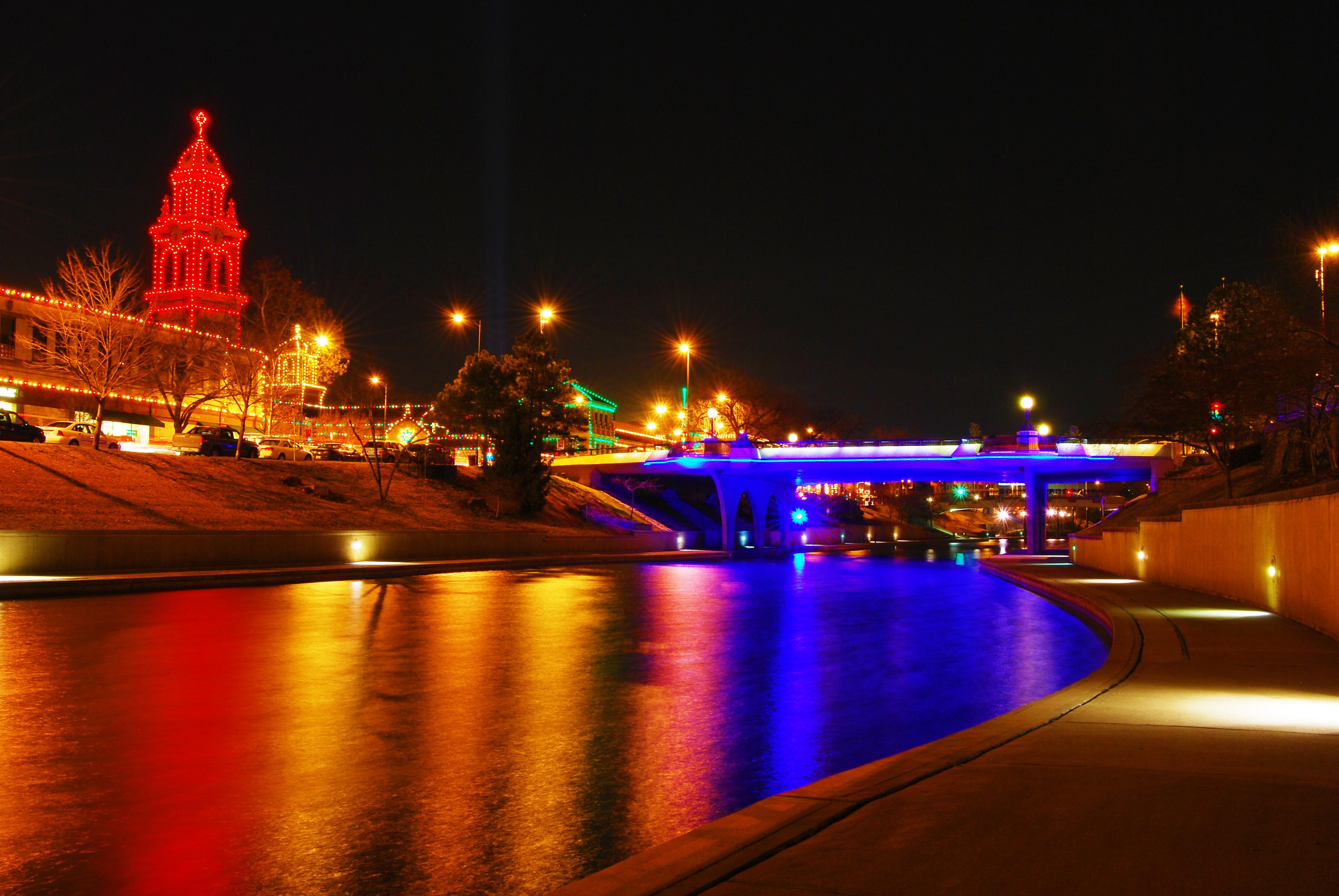 Kansas City Missouri Fountain Downtown