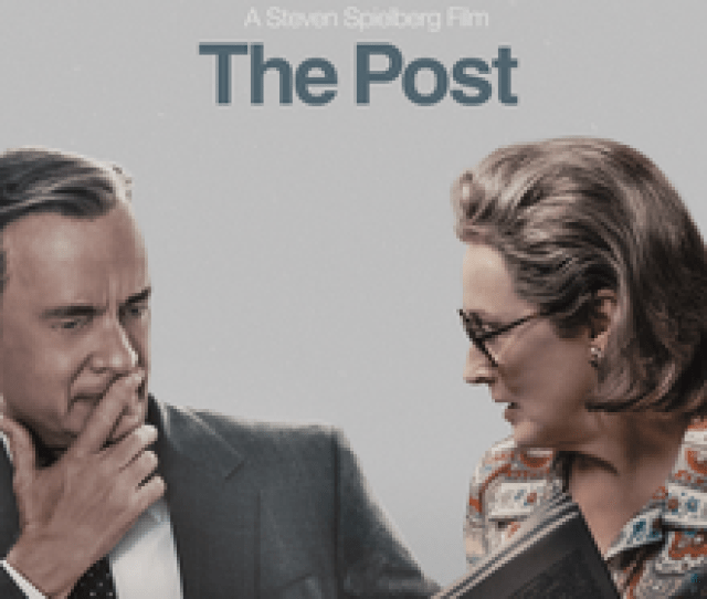 The Post Film Png