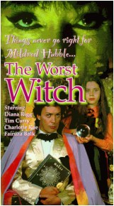 The Worst Witch film cover