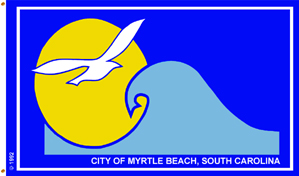 Flag of City of Myrtle Beach