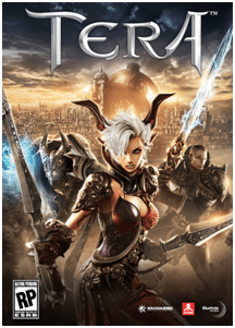 Official Tera Online Box Artwork