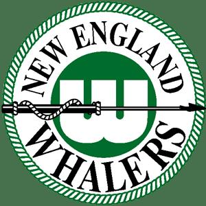 New England Whalers logo 1972-1979