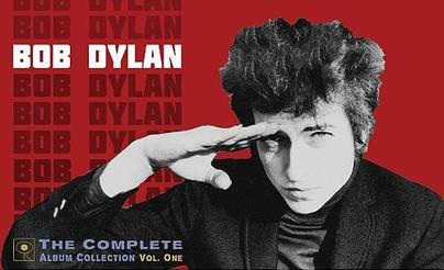 Bob Dylan The Complete Album Collection Vol One Wikipedia