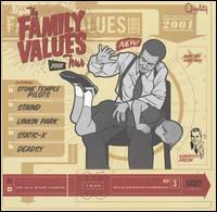The Family Values 2001 Tour
