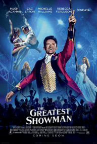 The Greatest Showman poster - Film-Czek: The Greatest Showman (2017)