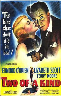 Two Of A Kind 1951 Film Wikipedia