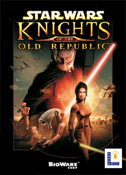 Star Wars: Knights of the Old Republic PC box ...