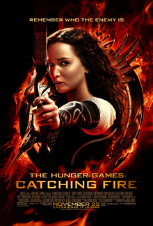 The Hunger Games: Catching Fire (2013 - Lionsgate)