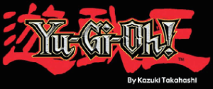 The English Yu-Gi-Oh! logo.