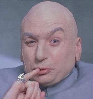 Image result for dr. evil
