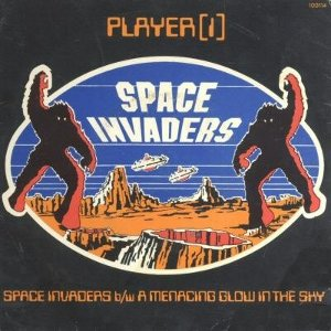 Space Invaders %28Player One single%2C cover art   Australian version%29 No Cabinet Space In Kitchen