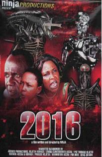 2016 (2010 Ghanaian film) promotional poster.jpg